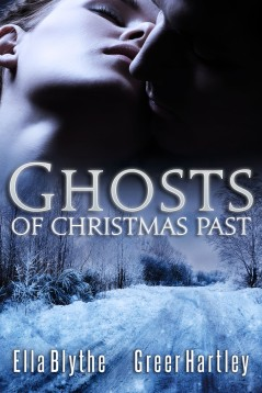 Ghosts of Christmas Past sexy ecover serif low res